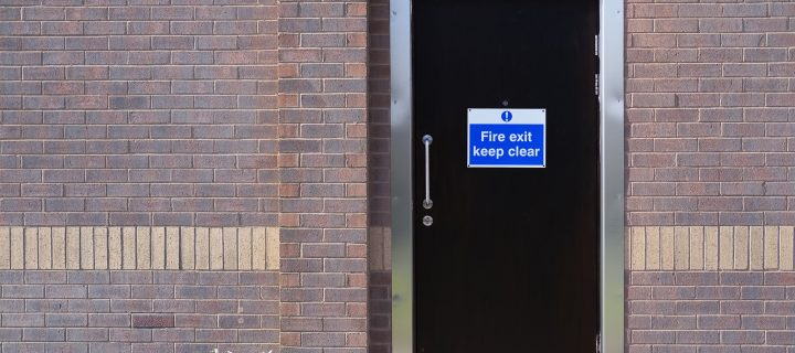 How to protect against fire in flats Image